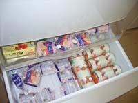 L社の「飲む」アイスクリーム 約30個