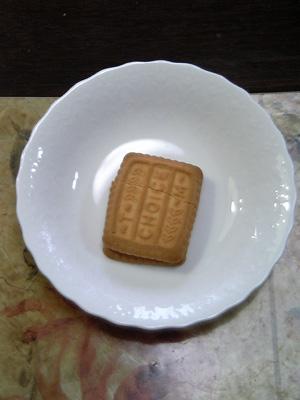 庶民派クッキー代表ですのよvvv