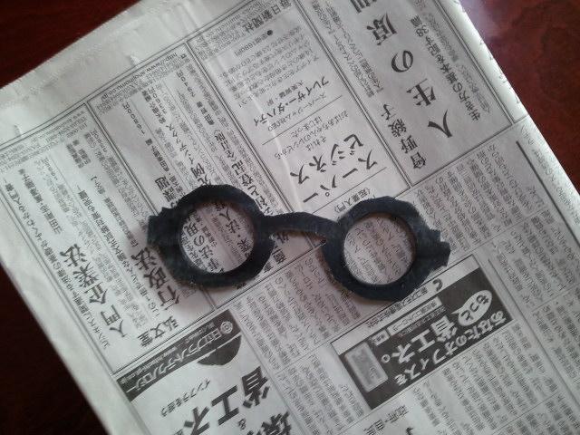 オリジナルメガネ