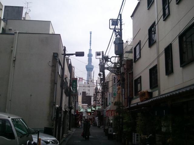 スカイツリー東京
