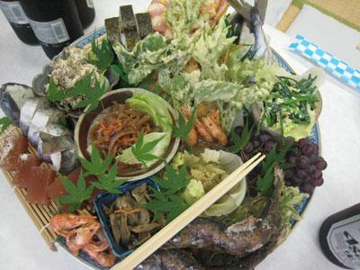 津野町版・山の皿鉢