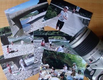 四万十写真撮影