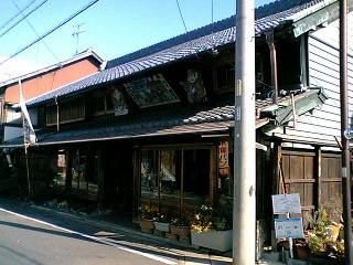 岩倉の旧家