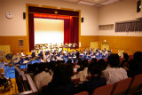 本番「音楽の広場」指揮:福留 敬先生