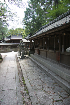 今宮神社境内2