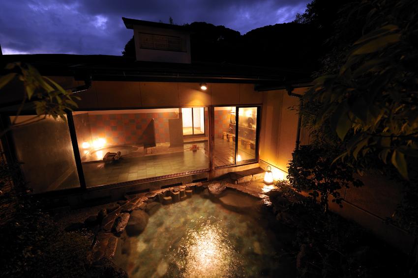 石花海別邸かぎや 女性風呂