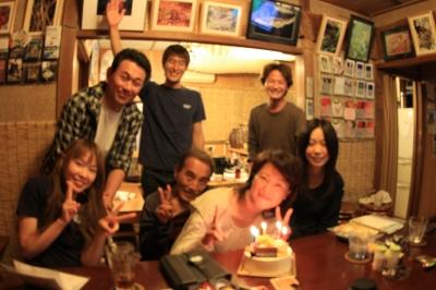 バースディ&200本記念(AQUAS)