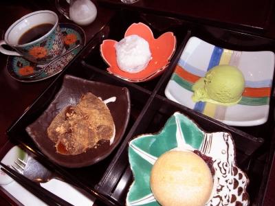 和菓子4種盛り