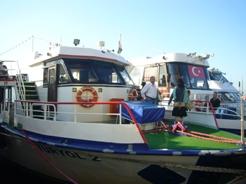 ボスポラス海峡クルーズ