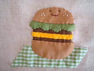ハンバーガーくん