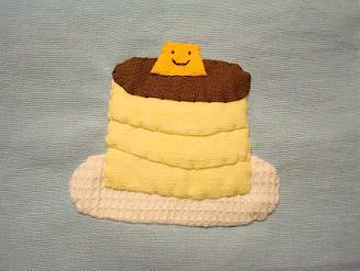 ホットケーキくん