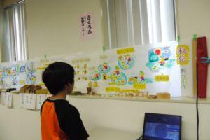 駒の会の展示