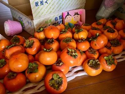 30年の柿
