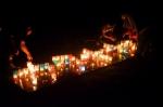竹燈夜in妹背山