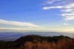 秋の六甲山
