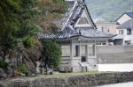 観海閣 台風被害