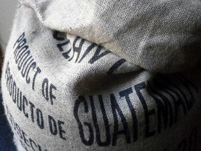 コーヒー生豆ドンゴロス