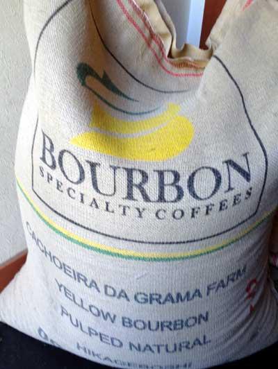 コーヒー生豆 アマレロブルボンPN