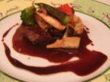 フランス料理:肉