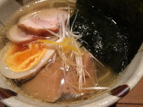 2015.07.09 鶏塩ラーメン
