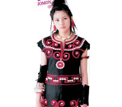 縄文人女性