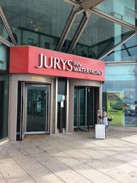 Jurys Inn Hotels on Brighton Waterfront