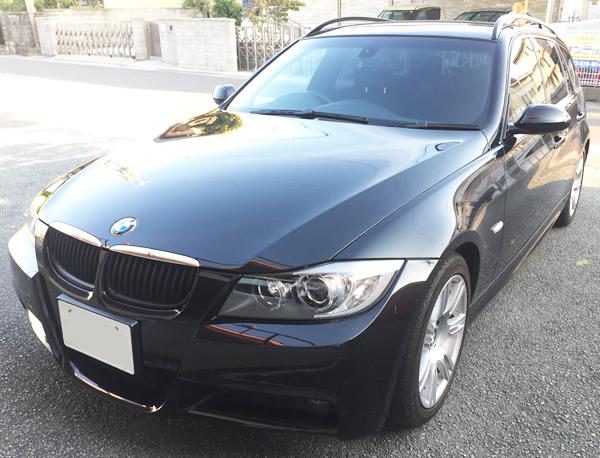 BMW E91ツーリング