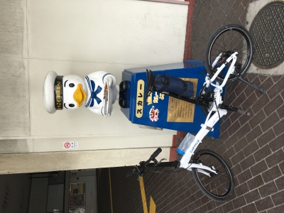 横須賀駅のスカレー