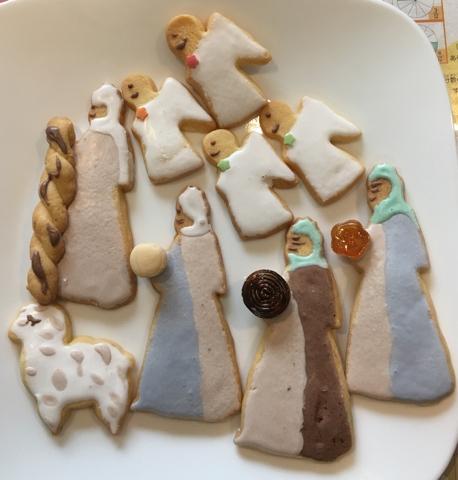 81aacb66be685 個包装にしたクッキーは、この1年、少年や私と遊んでくれた小さなおともだちにプレゼントします。