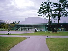21世美術館