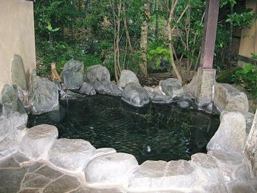 わらび野部屋つき露天風呂