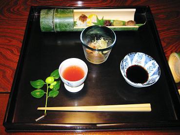 わらび野夕食1