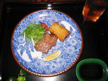 わらび野夕食5