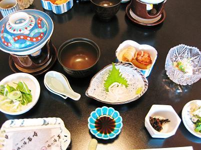 朝食1岩崎