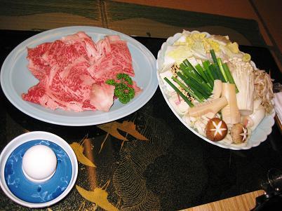 城崎夕食2