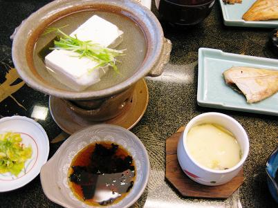 城崎朝食2