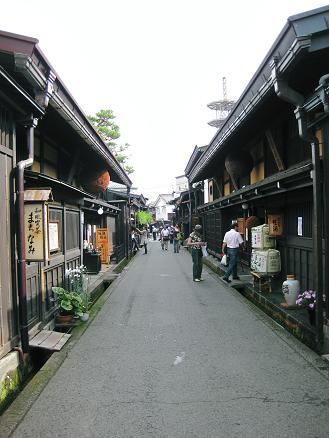 古い町並み