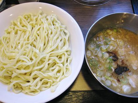 フジヤマ55濃厚つけ麺