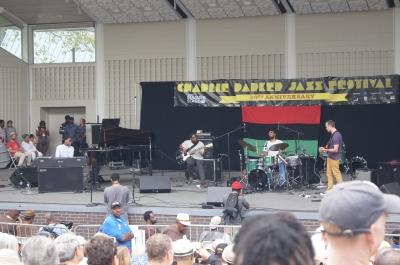 Jamire Williams Band