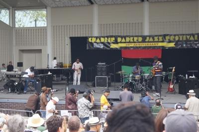 Derrick Hodge Band