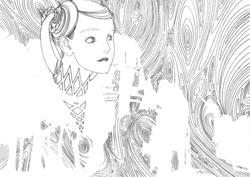 嵐の館の女主人