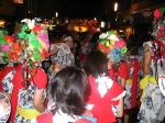 「桜新町ねぶた祭」でヒートする跳ね人