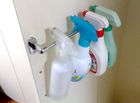 スプレー洗剤