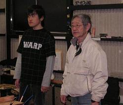 佐野さんと健ちゃん