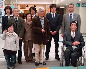 県知事訪問
