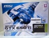 N650GTX-TI ARMOR 1G OC