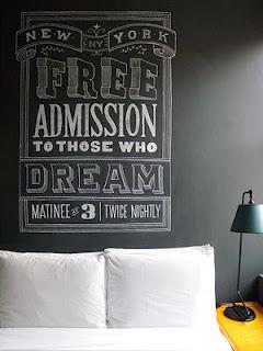 13-Black-white-yellow-bedroom-chalkboard-feature-wall-art-blackboard-effect-headboard.jpg