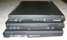 ThinkPad大きさ比較