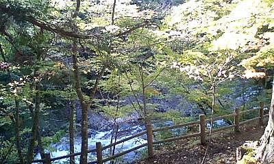 川内川渓谷