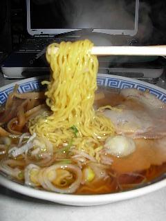 山つじい 麺